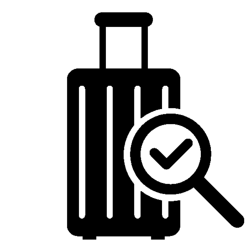 Missing Baggage Icon