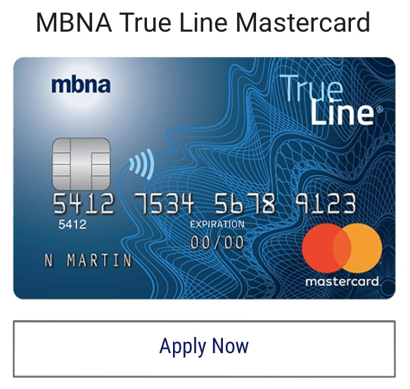MBNA - Click here to apply now