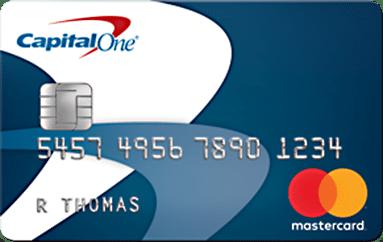 Capital One Guaranteed Secured Mastercard