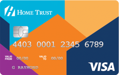 Home Trust Visa Credit Card: One of the Best Cards for Rebuilding Credit