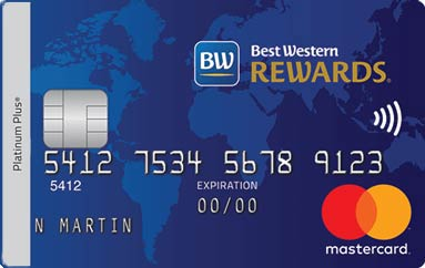 Best Western Mastercard Credit Card