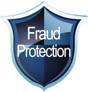 Credit card protection against fraudulent purchases