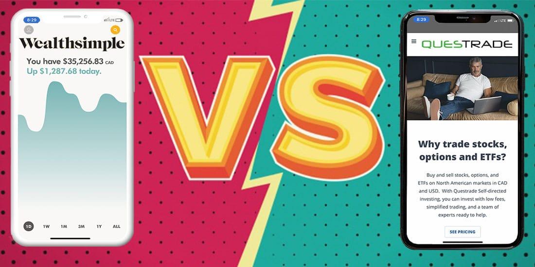 Wealthsimple vs Questrade
