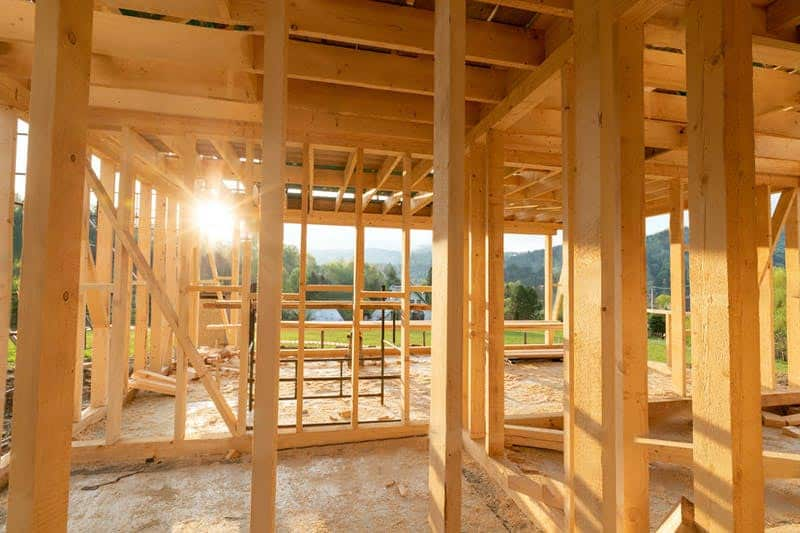 Costs of Lumber for New Canadian Home Build